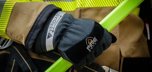 Fire Armor Leather & Kevlar Fire Glove