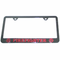 Fire Fighter Tag Frame