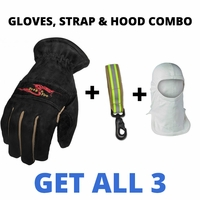 Fire Glove - Glove Strap & Nomex Hood Combo Package