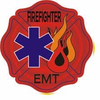 Firefighter EMT Red MC