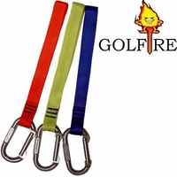 Firefighter Equipment Tool Strap With Heavy Duty Carabiner