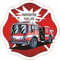 Firefighter For Life MC
