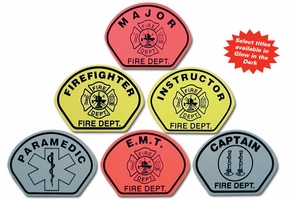 Firefighter Helmet Stickers
