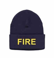 Firefighter Watchcap - Keep Warm!