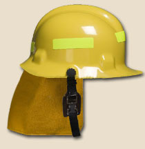 First Due Series - Fire Police Helmet
