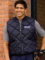 Game-1222-J The Finest Diamond Quilt Vest