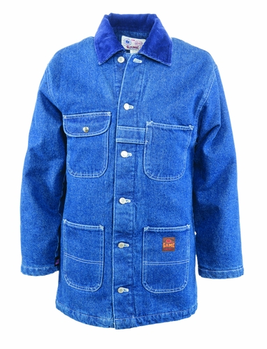 Game-1950 The Game Denim Chore Coat