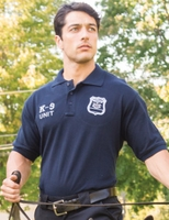 Game-8120 Mens Station All Cotton Polo Shirt