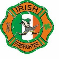 Green Irish Firefighter MC
