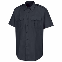 Horace Small Men's New Dimension Poplin Short Sleeve Shirt