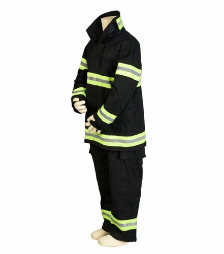 Real Firefighter Costume For Kids Firefighter Halloween