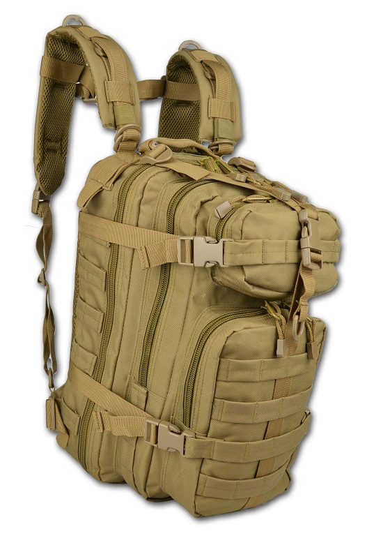 COMBAT ASSAULT PACK MOLLE BACKPACK RUCKSACK ARMY TACTICAL 36L ACU DIGITAL CAMO