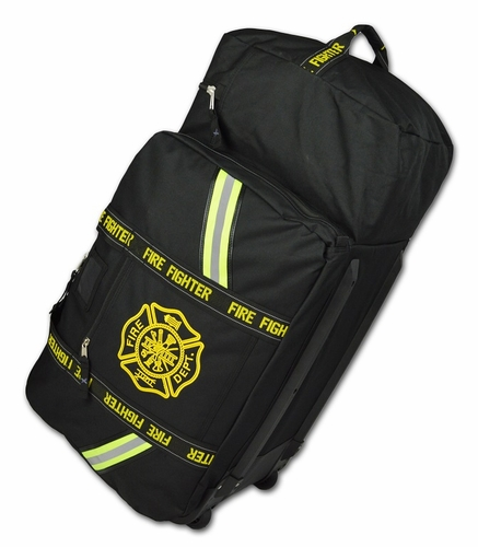 Lightning X LXFB10WV Value Rolling Firefighter Turnout Gear Bag