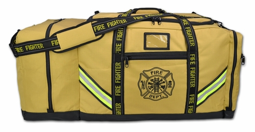 Lightning X LXFB10XT Xtreme 3XL Turnout Gear Bag - TURNOUT TAN