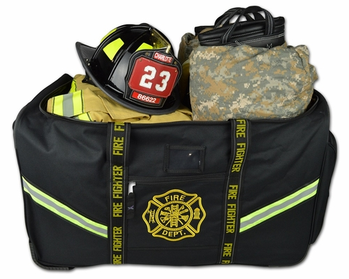 Lightning X LXFB60WD Premium Rolling Turnout Gear Bag