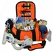 Lightning X LXMB30-SKC Deluxe Stocked Large EMT First Aid Trauma Bag
