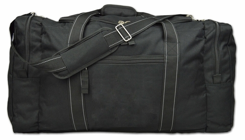 Lightning X LXPB40-B Value Police/SWAT General Duffle Gear Bag - BLACK