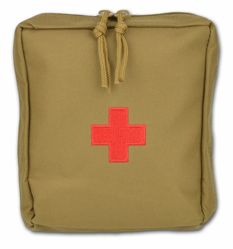 Lightning X LXPB5 Tactical Molle Medic First Aid EMT IFAK Utility Pouch