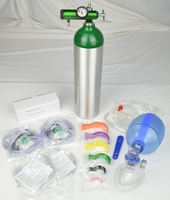 Lightning X LXSMK-E Oxygen Supplies Kit