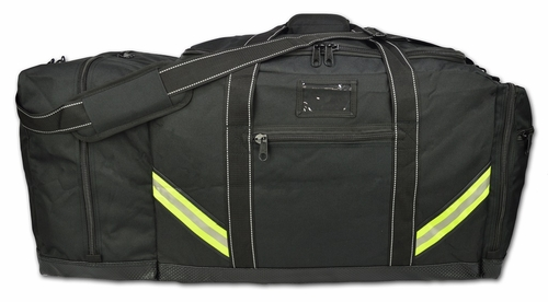 Lightning X Premium 3XL Turnout Gear Bag W/No Logo - BLACK