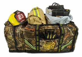 LXFB-10-DC Lightning X Step In Gear Bag w/ Helmet Compartment - Deep Woods Camo