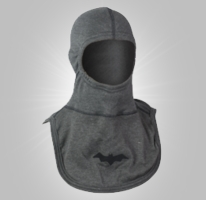 Majestic Fire Apparel Embroidered Hood Batperson