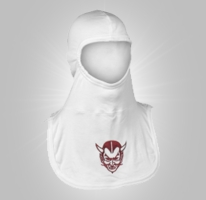 Majestic Fire Apparel Embroidered Hood Devil