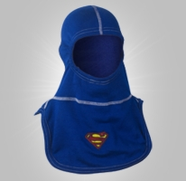 Majestic Fire Apparel Embroidered Hood Superperson