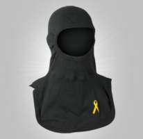 Majestic Fire Apparel Embroidered Hood Support The Troops