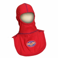 Majestic Fire Embroidered WonderPerson Red P84 PAC II Hood
