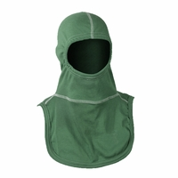 Majestic Fire Emerald Green PAC II Hood