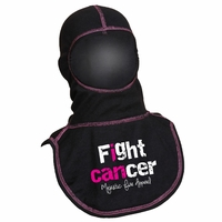 Majestic Fire - Fire Ink I Can Fight Cancer PAC II Hood