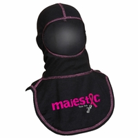 Majestic Fire - Fire Ink Think Pink Maj Awareness PAC II Hood