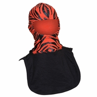 Majestic Fire - Fire Ink Tiger PAC II Hood