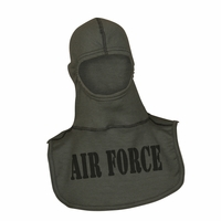 Majestic Fire - Fire Ink Valor Air Force PAC II Hood