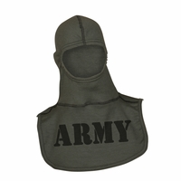 Majestic Fire - Fire Ink Valor ARMY PAC II Hood