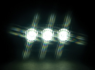 LED3 Plus Surface Mount by Sound Off Signal EL3PSN