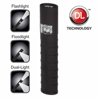 Nightstick NSP-1400 Dual-Switch Dual-Light Flashlight - Non-Rechargeable