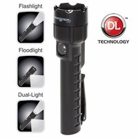 Nightstick NSP-2422 Dual-Light Flashlight w/Dual Magnets