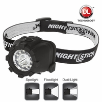 Nightstick NSP-4606B Dual-Light Headlamp