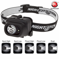 Nightstick NSP-4608B Dual-Light Multi-Function Headlamp