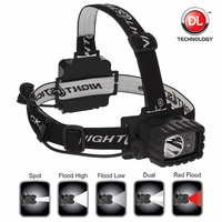 Nightstick NSP-4612B Dual-Light Multi-Function Headlamp