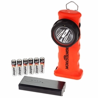 NightStick XPP-5570R Intrinsically Safe Dual-Light Right Angle Flashlight