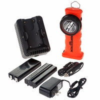 NightStick XPR-5572R Intrinsically Safe Dual-Light Right Angle Rechargeable Flashlight