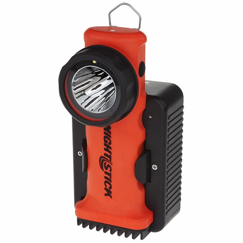 Nightstick XPR-5572RM Intrinsically Safe Dual-Light Angle Light w/ Magnetic Base – Rechargeable