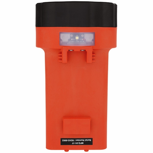 Nightstick XPR-5580R Intrinsically Safe LED Dual-Box-light Hi-Viz Red Rechargeable