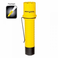 NightStick Yellow Polymer Tactical Flashlight