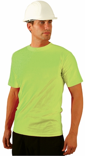 OccuLux Cotton Safety T-Shirt - No Pocket