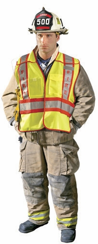 Occunomix Public Safety Fire Vest - Get Compliant