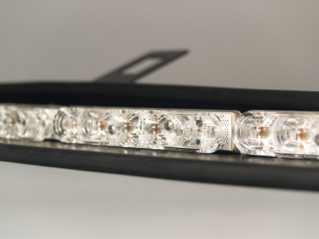 **OPEN BOX** SoundOff Signal Pinnacle Interior Split Front LED Lightbar for 08-10 Chevy Tahoe